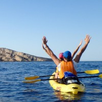 Benidorm, the best photos in kayak 2016